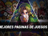 paginas web de juegos