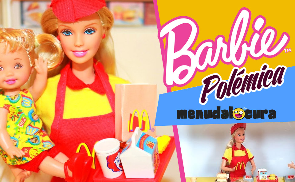 Barbie McDonald's
