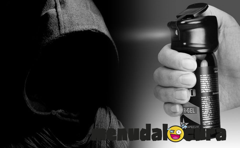 spray pimienta autodefensa