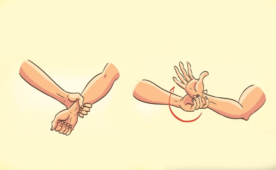 tecnica del pulgar defensa personal